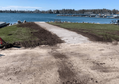 City of Harbor Springs Boat Launch